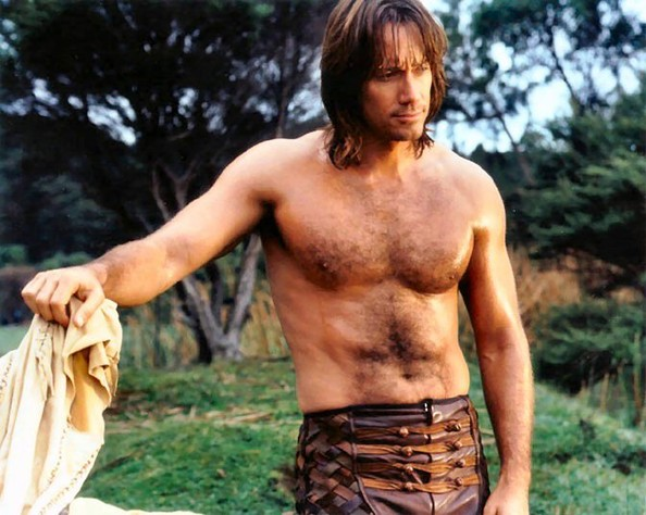 Kevin Sorbo as Herculesjpg